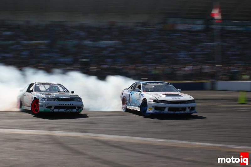 Jeff Jones Matt Powers Evergreen Speedway