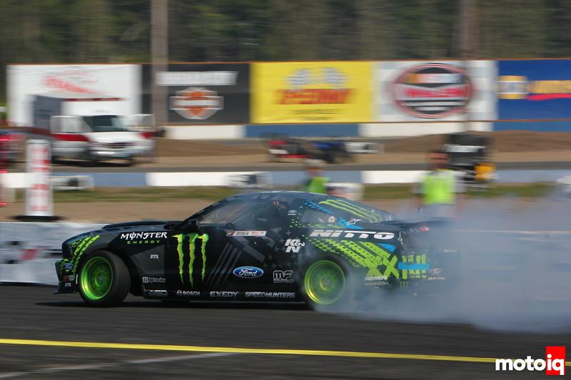 Vaughn Gittin Jr Evergreen Speedway Seattle