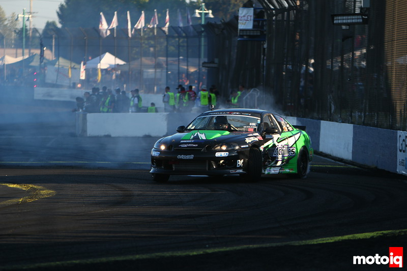 Robbie Nishida Evergreen Speedway Seattle