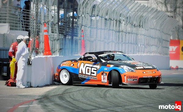 Formula Drift D1 Long Beach
