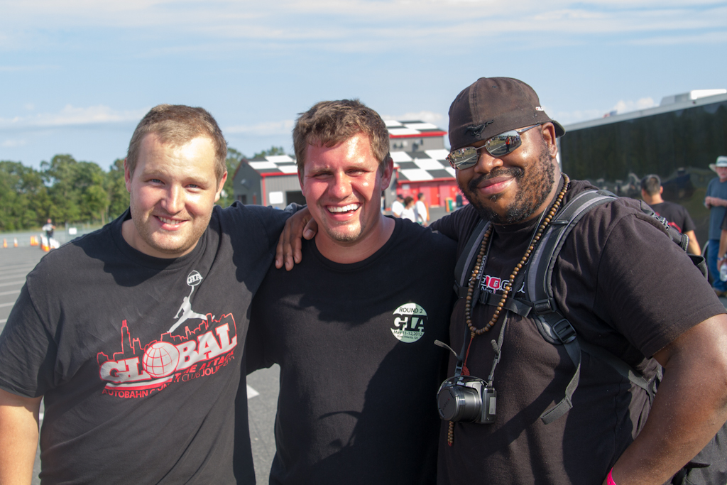 Travis Barnes Mike Lewin Will Cannady MotoIQ Radio Professional Awesome Global Time Attack