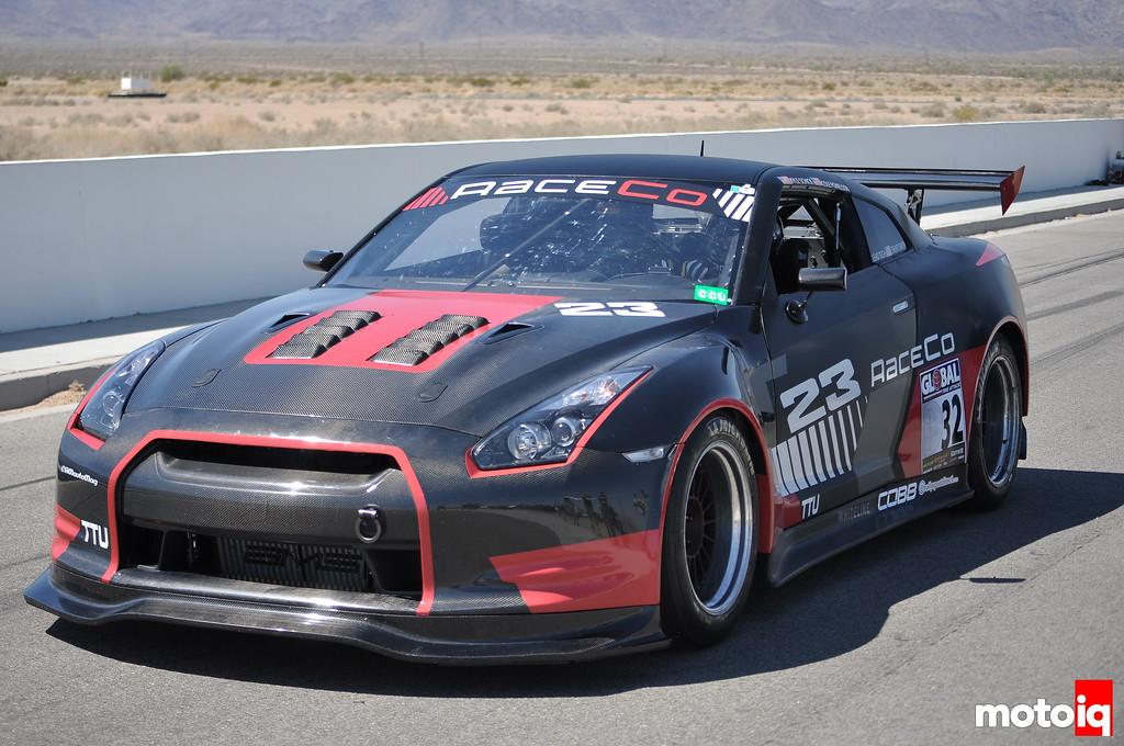 RaceCo GTR Kyle Shick GTA Global Time Attack Pro-Am Cuckwalla