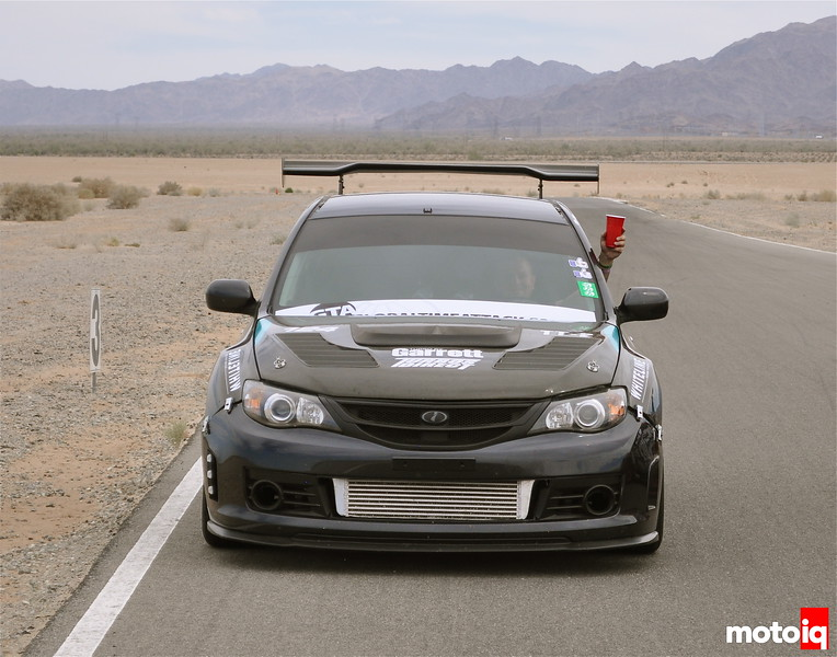 Global Time Attack Shift S3ctor Pro-Am Round 2 3 Street AWD Winner Taylor Wilson Snail Performance Forced Air Technoligies WRX
