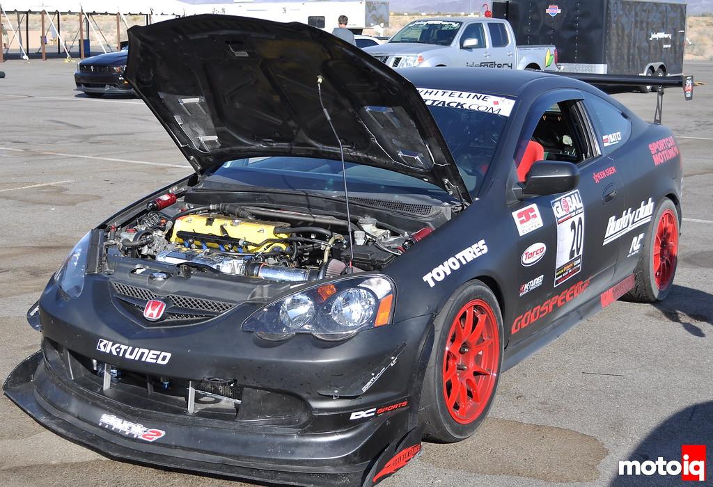 Global Time Attack Shift S3ctor Pro-Am Ken Suen Sportcar Motion RSX Godspeed Project Engrish