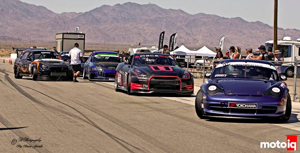 Global Time Attack Shift S3ctor Pro-Am round 2 3 Chuckwalla Grid Saturday BPhotography