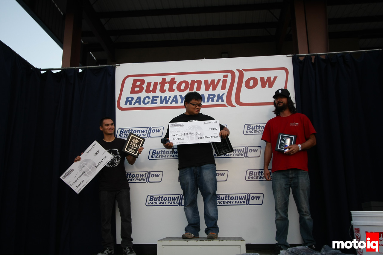 Limited FWD GTA Round 6 - Buttonwillow II