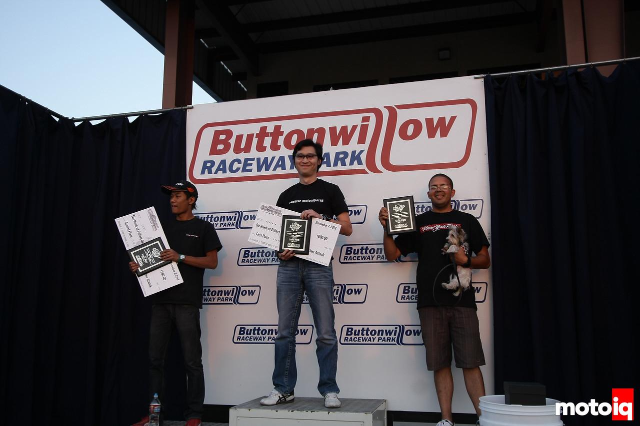 Street FWD GTA Round 6 - Buttonwillow II