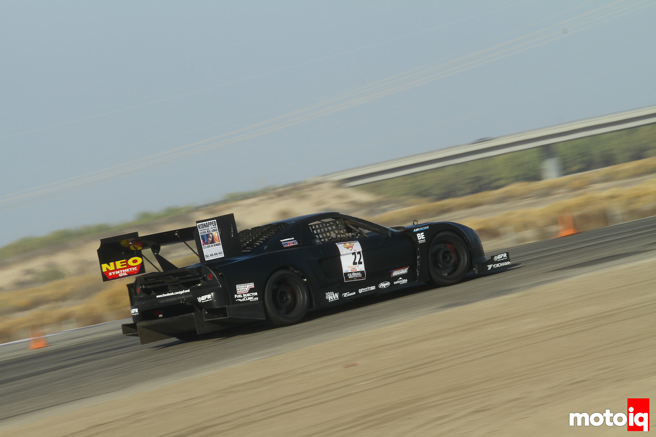 Billy Johnson GTA Round 6 - Buttonwillow II