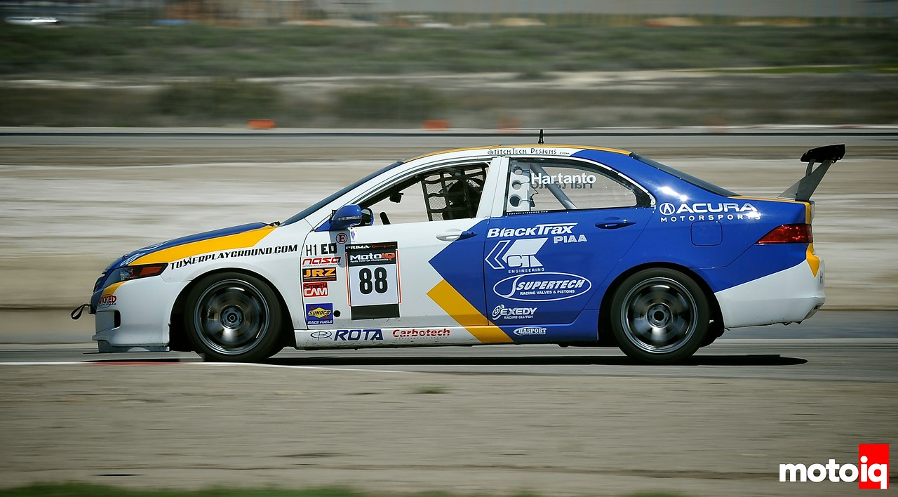 GTA and MPTCC Round 1 - Buttonwillow