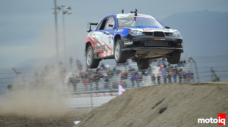 Rallycross Debuts at Irwindale!