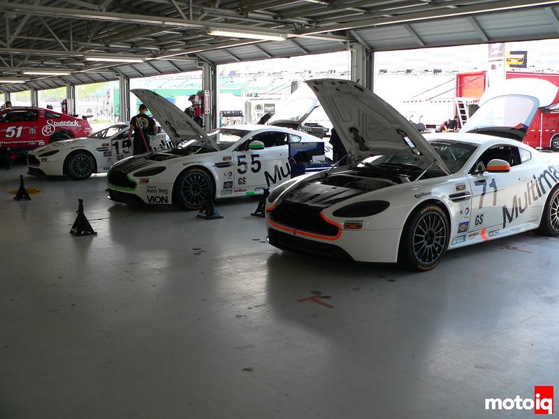 Grand Am Aston Martin