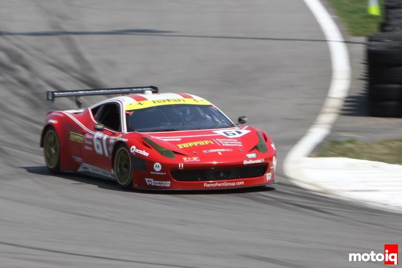 Rolex GT Ferrari Kansas
