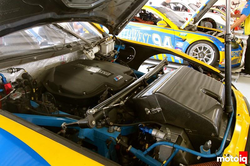 Turner Motorsport Grand Am GT