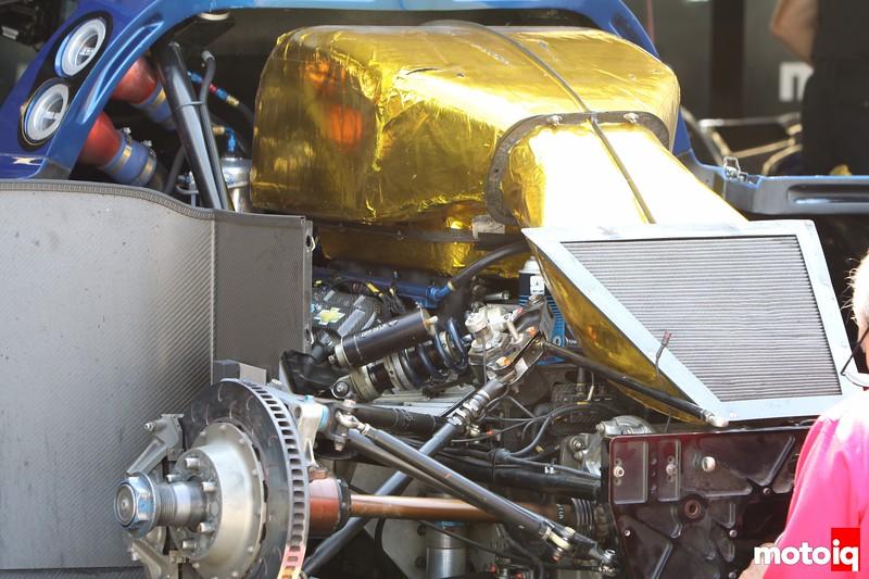 Grand Am Rolex DP engine