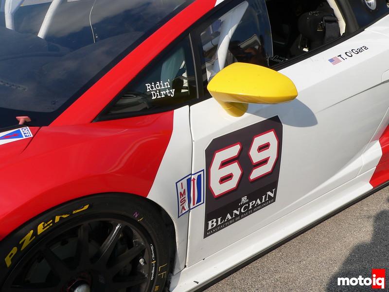 Lamborghini 69 ridin dirty