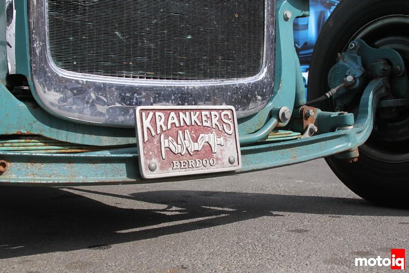 Krankers at GNRS