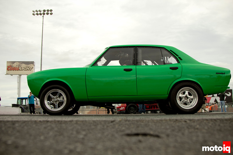 Green Machine RX2