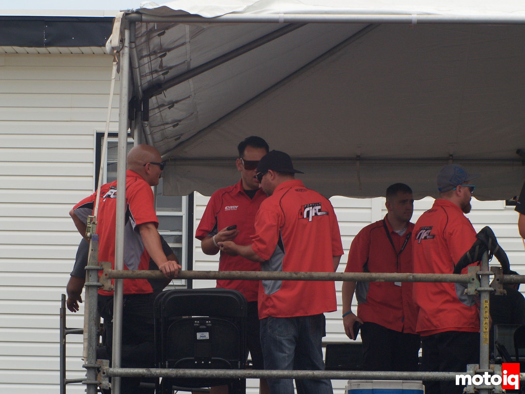 Formula Drift Officials