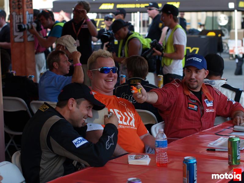 Jeff Jones, Dennis Mertzanis, Matt Walden