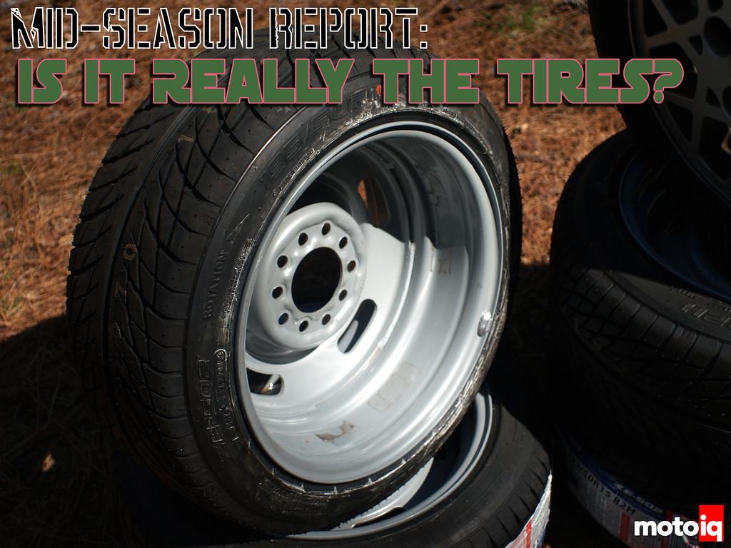 The Tires? Falken Ziex