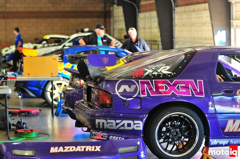 Mazdatrix RX7 Drift Class Kyle Mohan