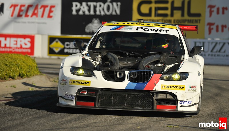 ALMS, Grand Prix of Long Beach, BMW