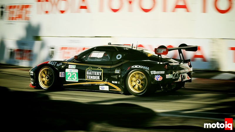 ALMS, Lotus, Grand Prix of Long Beach