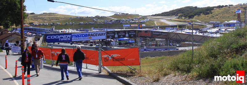ALMS Laguna Seca Monterey 2010 American  Le Mans Series