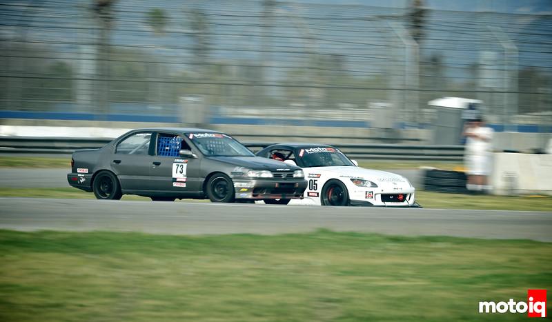 MotoIQ, MPTCC, Infiniti G20, Honda S2000