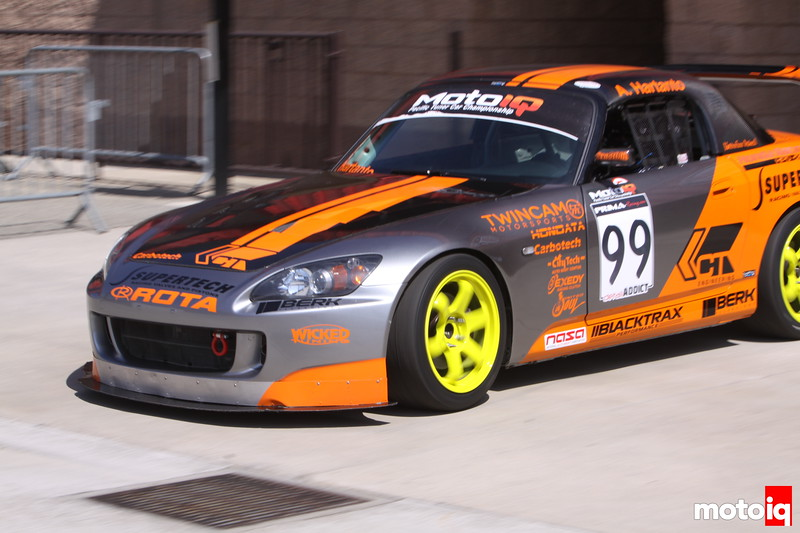 Andrie Hartanto Prima Racing Honda S2000