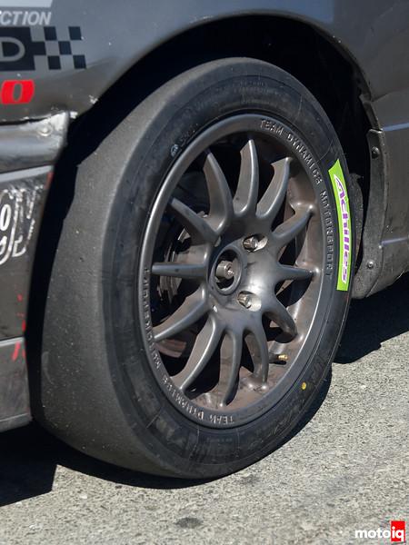 Achilles Tire R1-X review test fitement G328