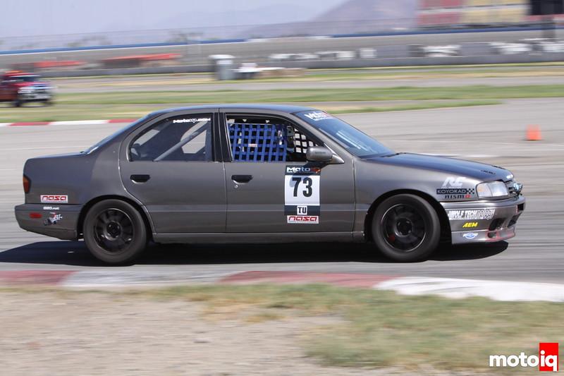 Toyo RA1 Project Infiniti G20 Racecar MPTCC