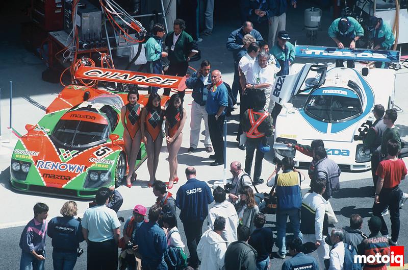Le Mans 1991. (11/06/07)