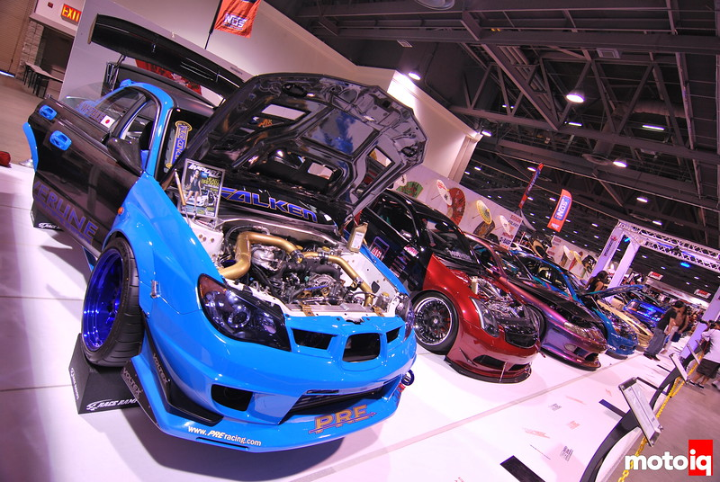 Motion Sport Compact Auto Show And Expo 2011