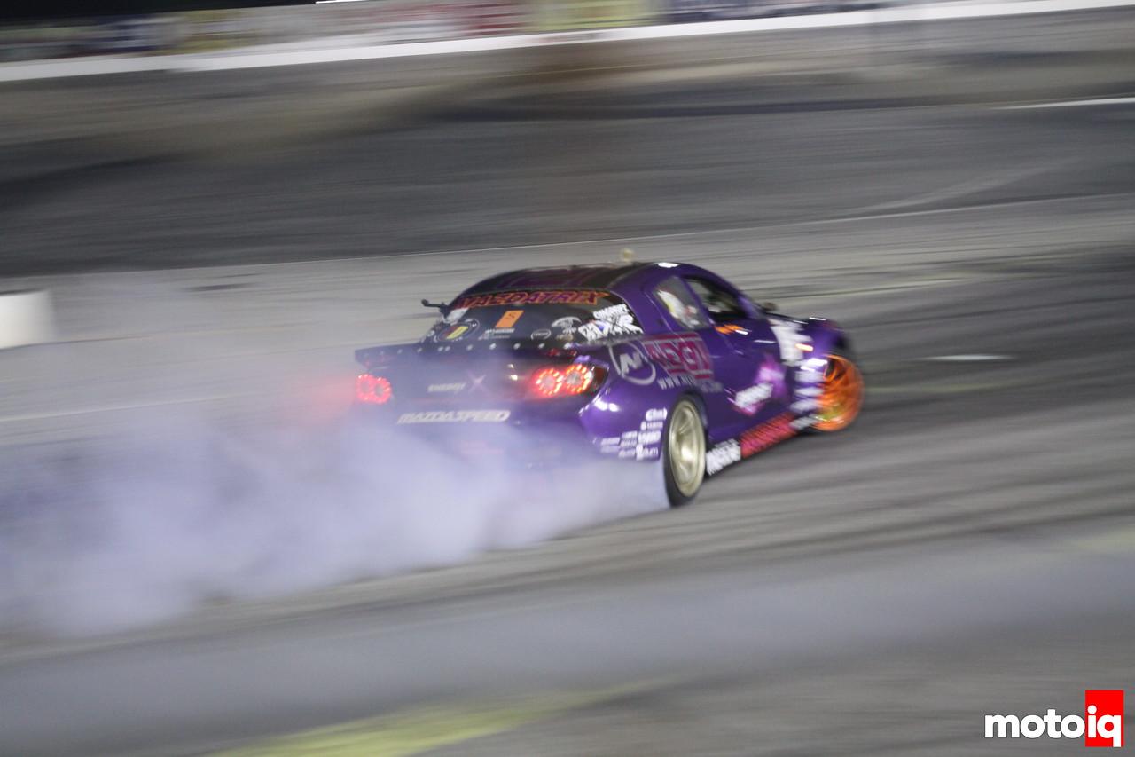 Formula Drift Sandy Event