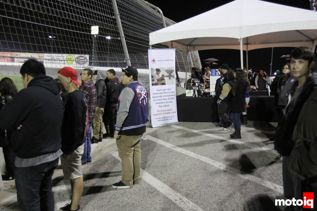 Formula Drift Hurricane Sandy Event