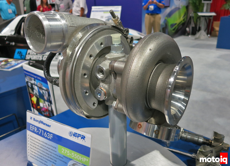 What the EFR turbos should have been - Zilvia net Forums