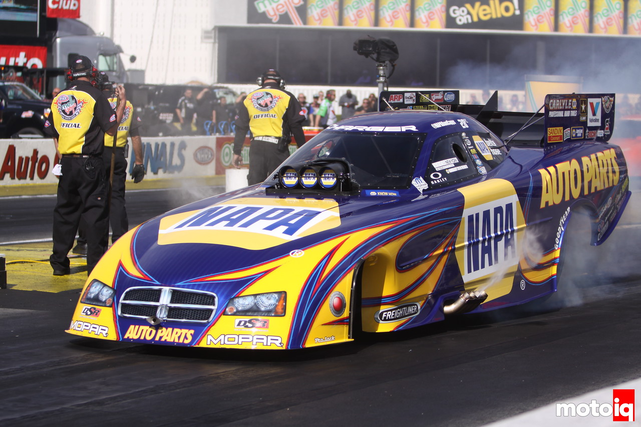 Ron Capps Winternationals