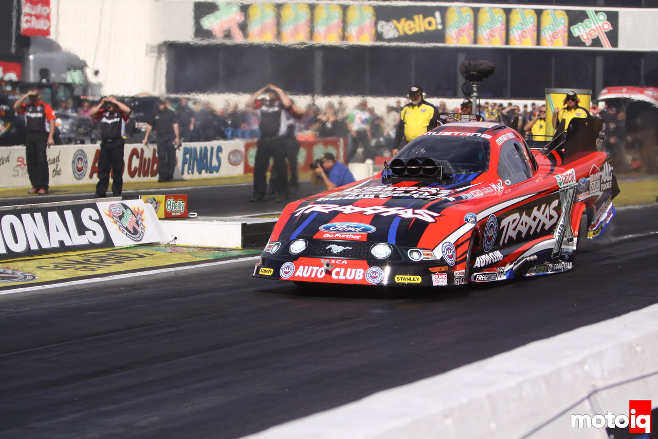 Courtney Force Winternationals