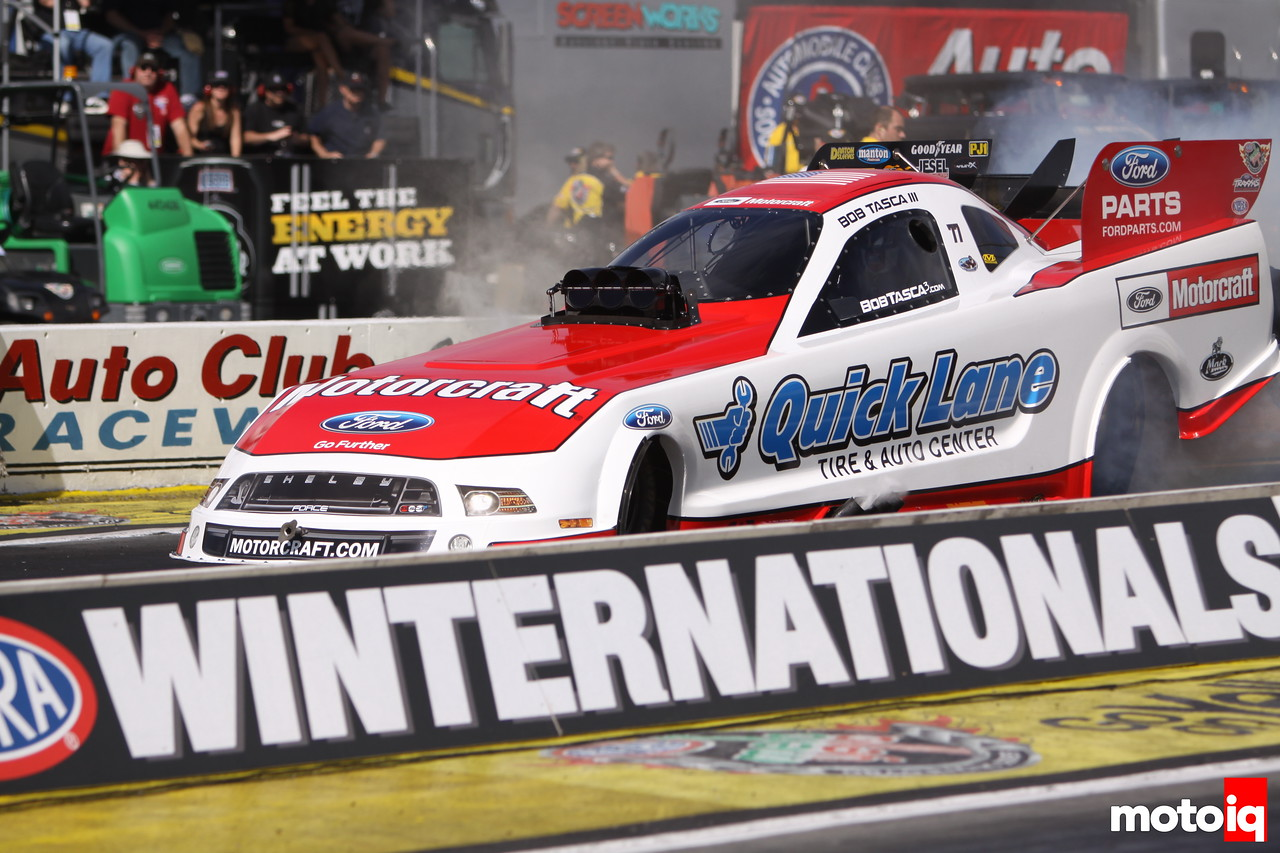 Bob Tasca III Winternationals