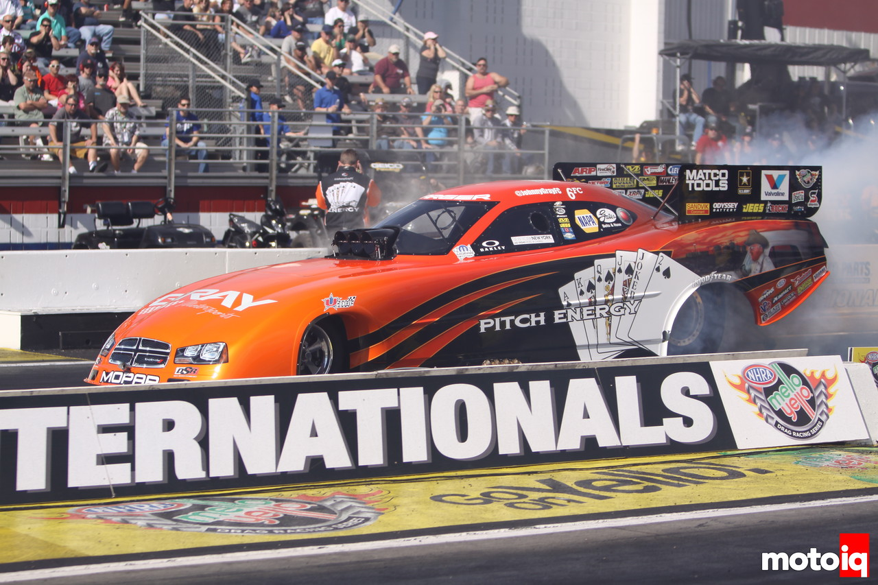 Johnny Gray Winternationals