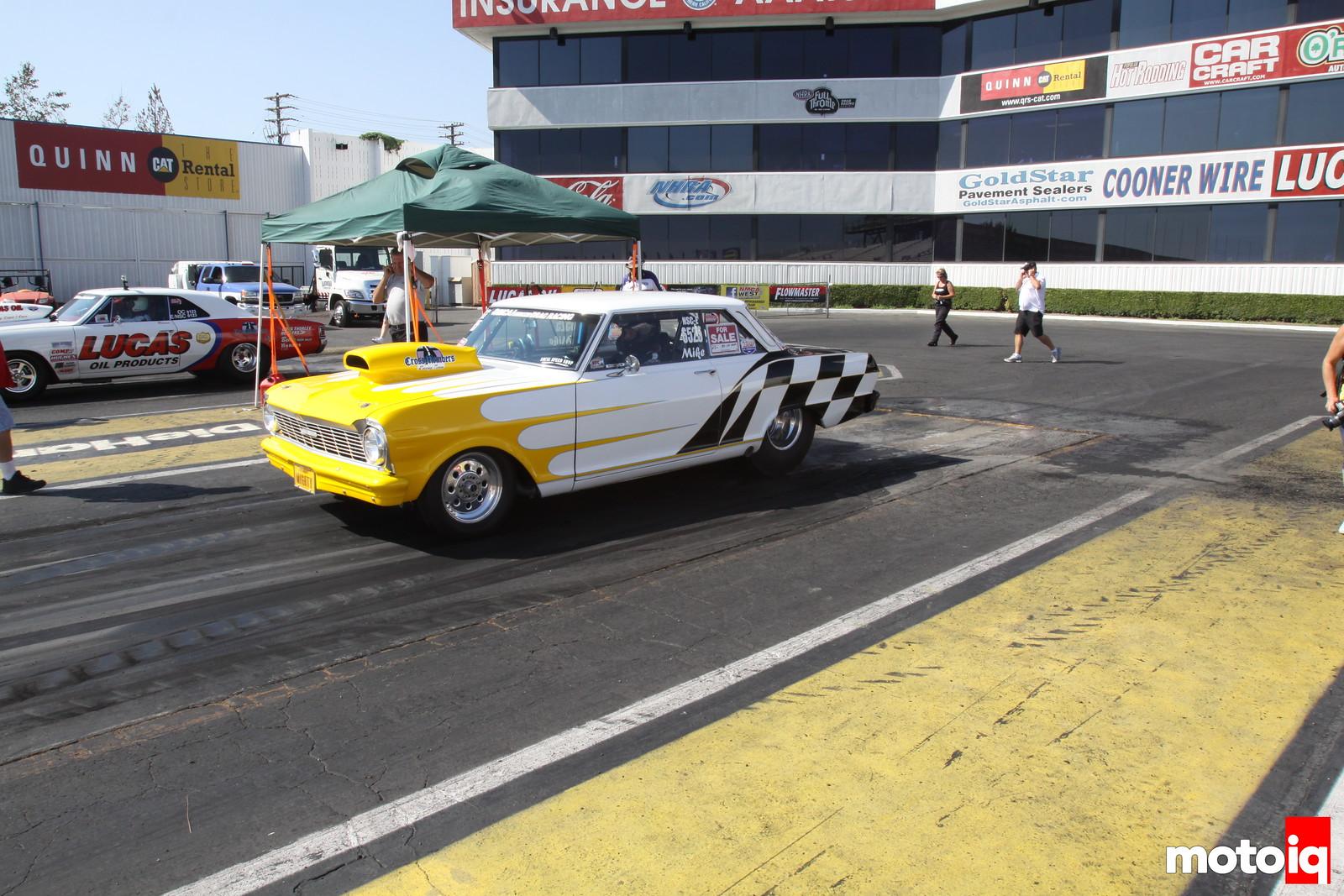 Garrett Turbo NMCA West Race Report