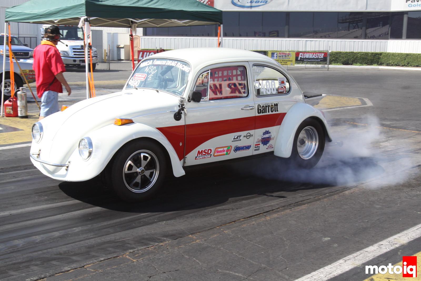 Garrett Turbo NMCA Race Report