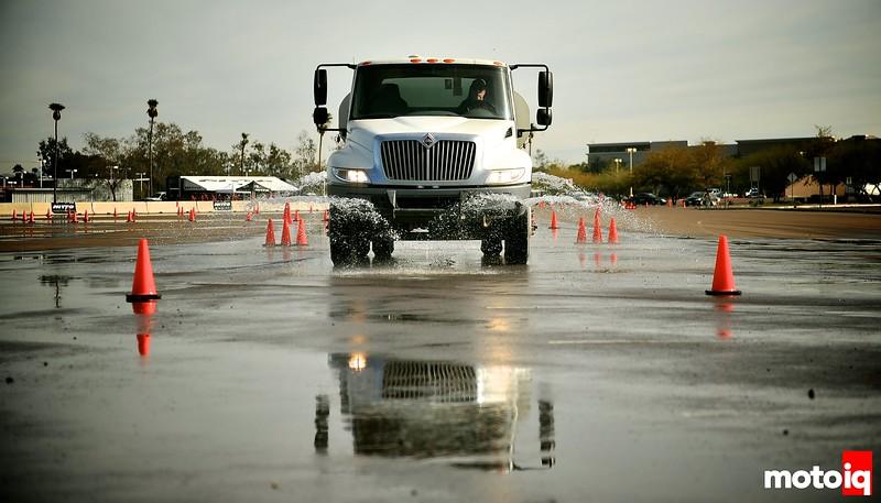 Nitto Water Truck
