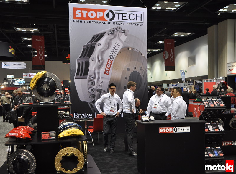 Stoptech Booth