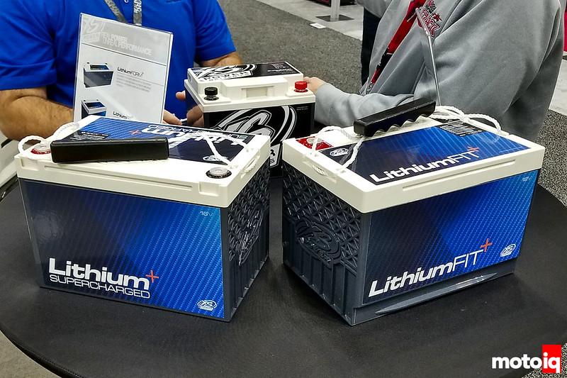 XS Power Lithium Fit batteries
