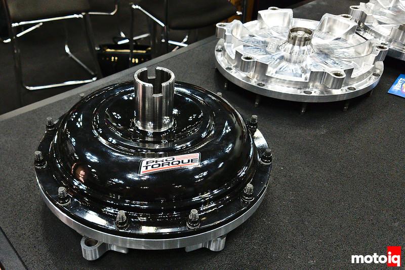 ProTorque's new U9 converter