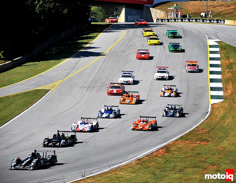 ALMS Petit Le Mans Road Atlanta