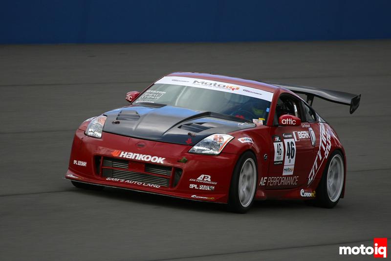 Mike Bonanni, Dai Yoshihara win MPTCC Round 3 at Cal Speedway!