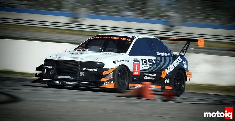 Subaru Impreza L GST Motorsports Jeff Westphal